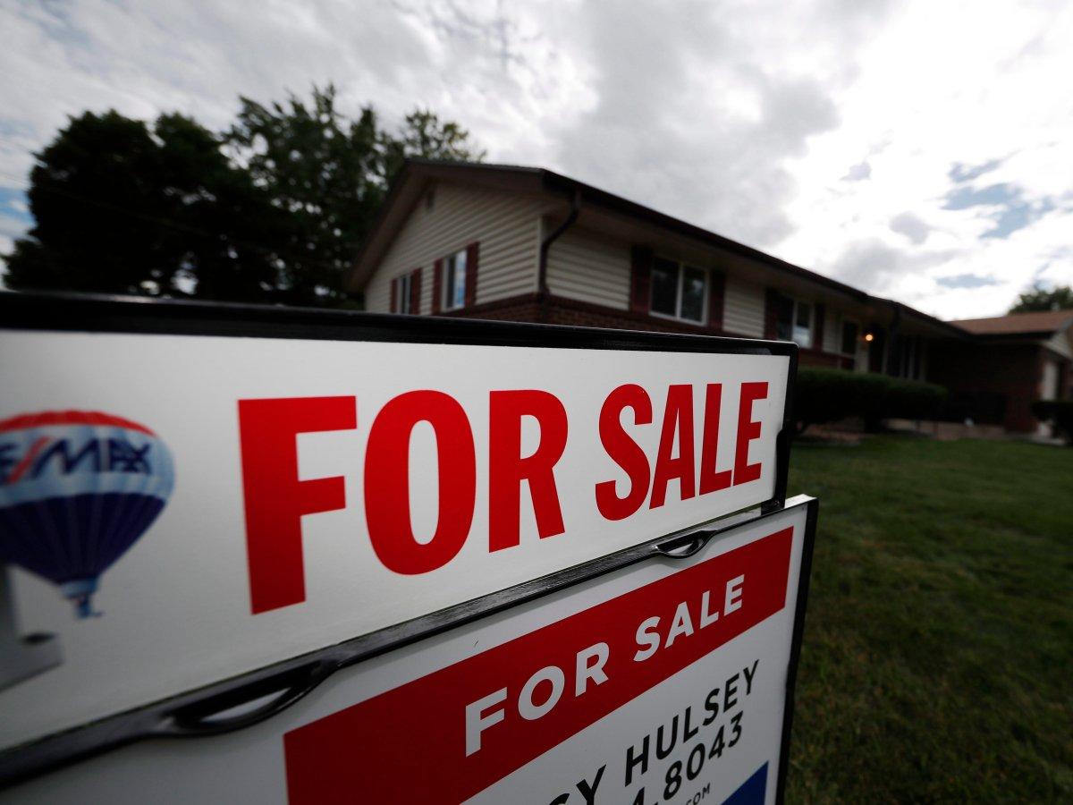 Home sales in the Hamilton-Burlington area fell 1.2 per cent last month compared to March 2018.