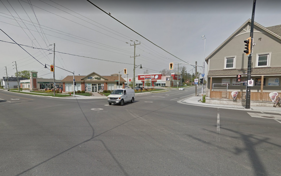 A 39-year-old from Glanbrook is facing a stunt driving charge.