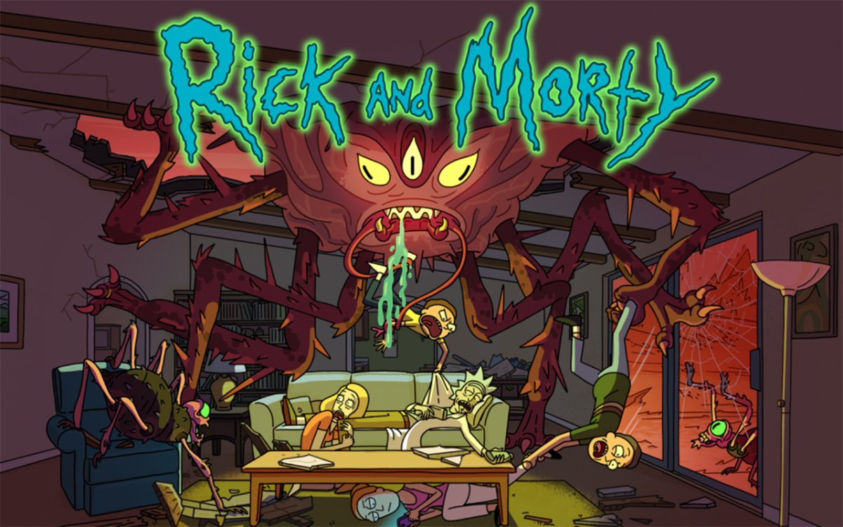 'Rick and Morty' is the critically acclaimed, half-hour animated hit comedy series on Adult Swim.