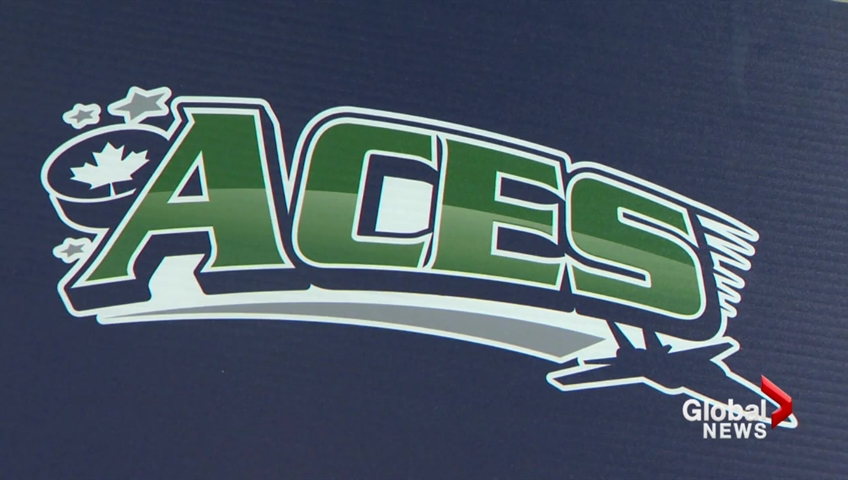 The St. Stephen Aces are officially on the move.