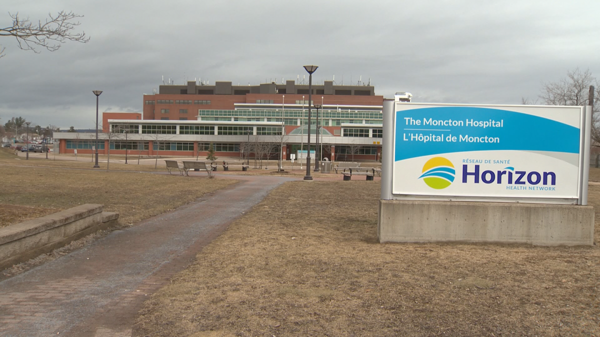 The nurse has been fired from the Moncton Hospital.