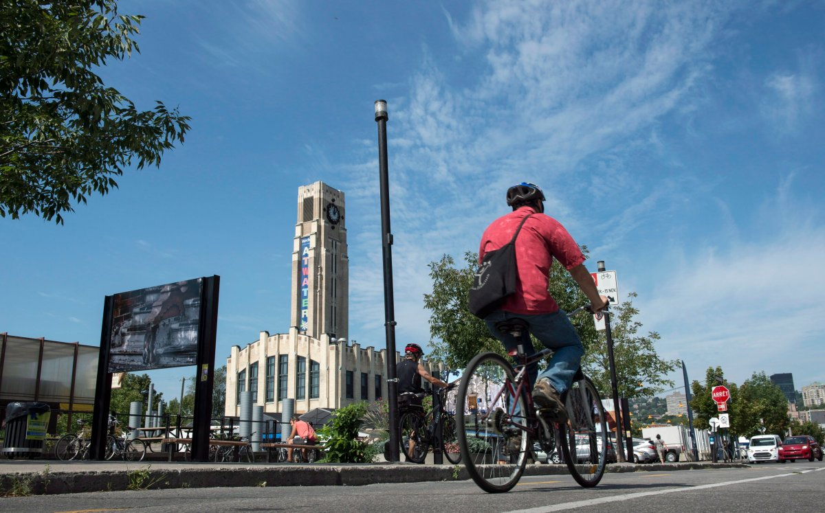 """The goal is to bring cyclists of """"all levels"""" to the roads."""