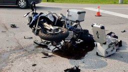 Continue reading: 2 Guelph motorcyclists airlifted after crashes in as many days