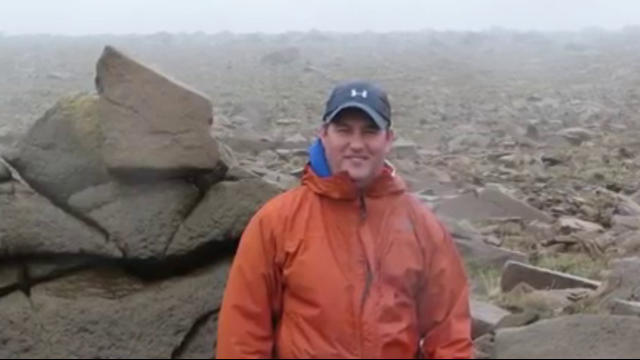 Photo of Paul Miller who went missing in Joshua Tree National Park in California July 2018.