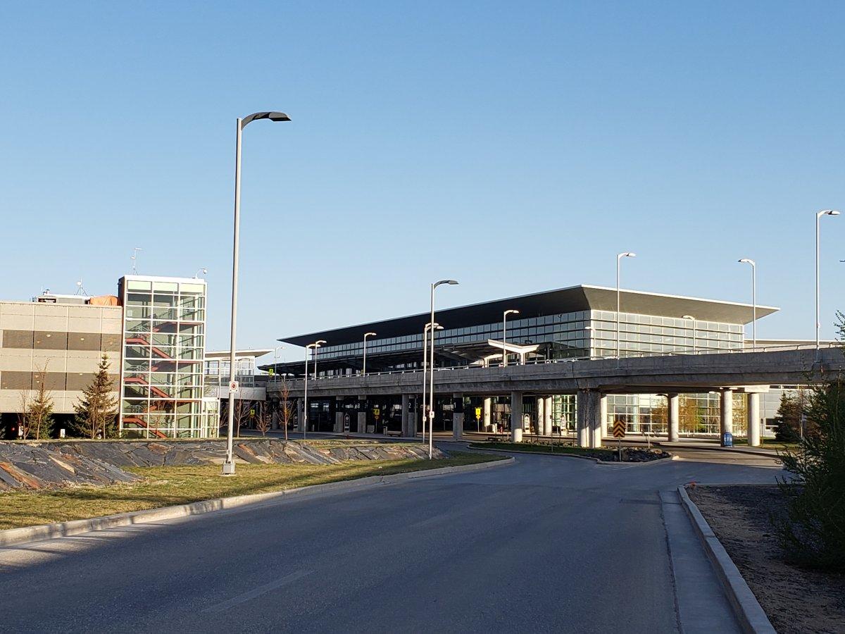 James A. Richardson International Airport.