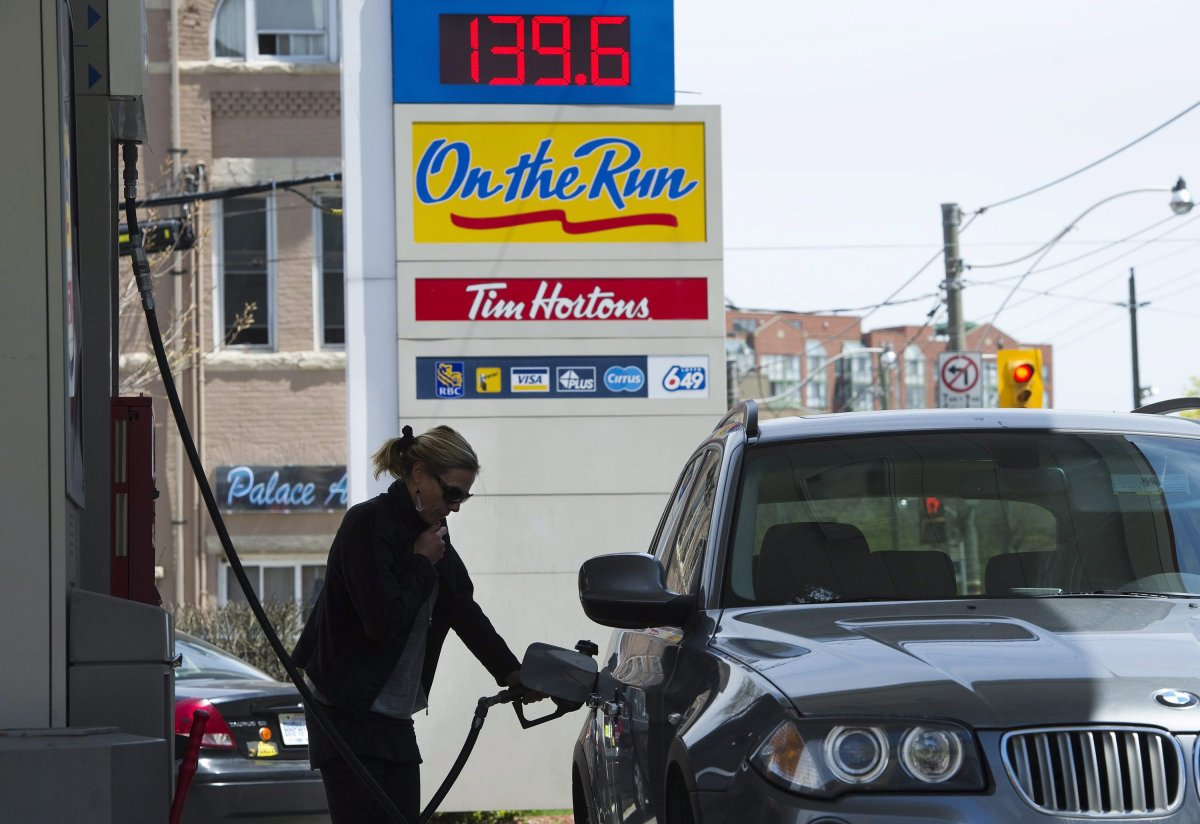 The pace of Canada's inflation slowed to 1.9 per cent in August, weighed down by cheaper prices at the pump.