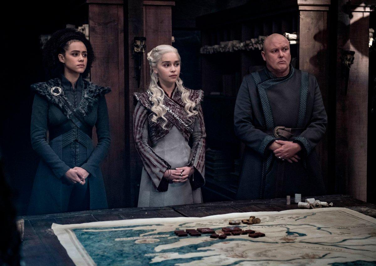 Season 8, Episode 4 of 'Game of Thrones' saw Daenerys set her sights on King's Landing.