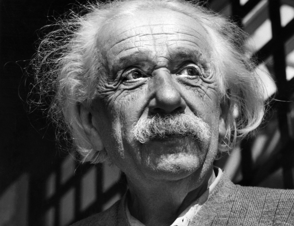 This June, 1954 file photo shows renowned physicist Albert Einstein in Princeton, N.J. Canadian parliamentarians love to quote Einstein's definition of insanity.