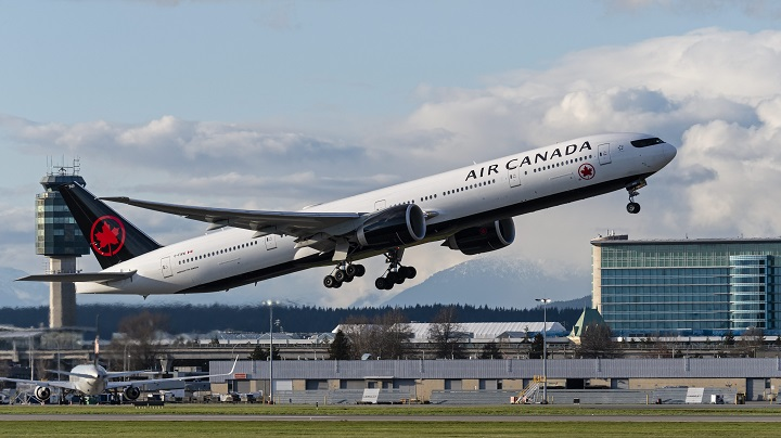 An Air Canada gate agent prevented a Canadian passenger from boarding his return flight because his passport had expired while he was there.