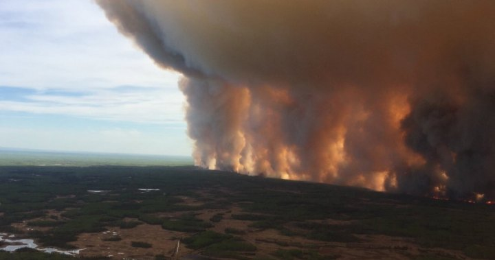 Chuckegg Creek wildfire declared out after 17 months