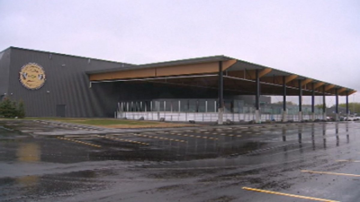 The 7 Chiefs Sportsplex took two-and-a-half years to build.