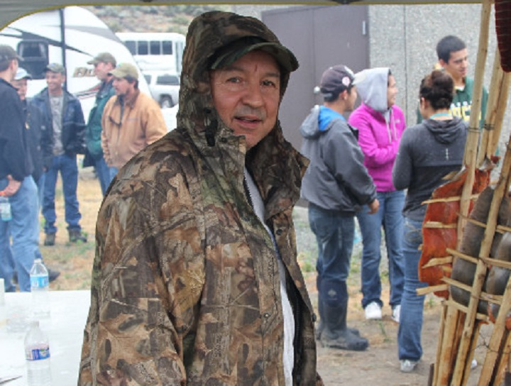 Richard Desautel, a descendant from the Sinixt people, has been in a legal battle with the Canadian government for years over his right to hunt on ancestral land.