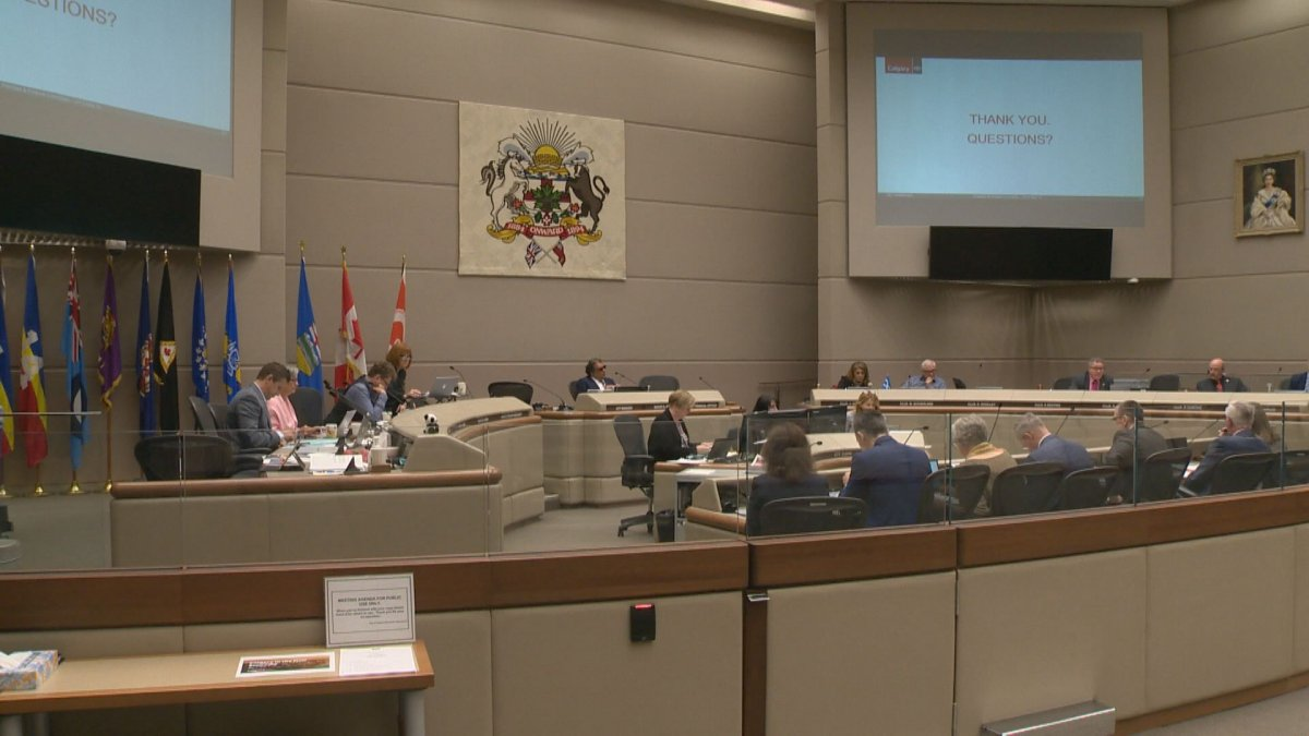 A group of Calgary councillors is hoping to encourage the Alberta government to reform property tax assessments.