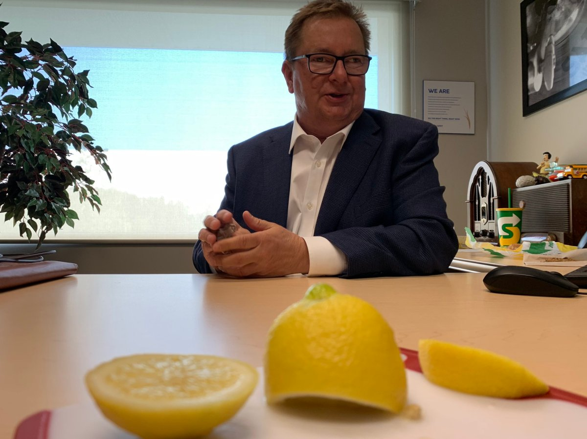 Bladder Cancer Canada chair Ferg Devins is hoping the #sourfaceselfie campaign will raise awareness around a growing disease.