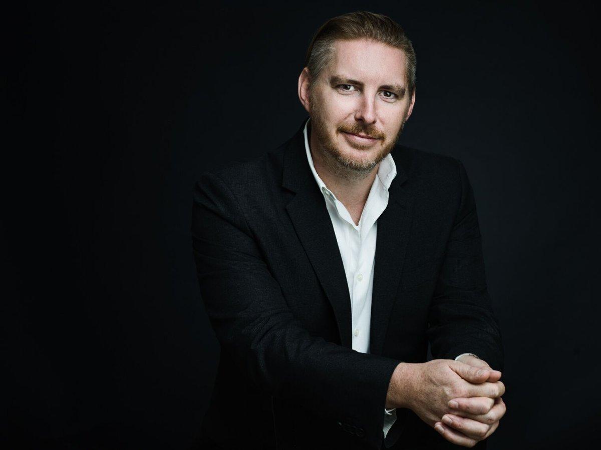 Ray Gracewood, senior vice-president of marketing and communications for Organigram Holdings Inc.