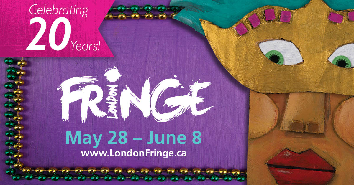 This year marks the 20th anniversary of the London Fringe Festival.