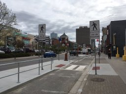 Continue reading: London's first traffic islands open to bus passengers, bike lane to follow