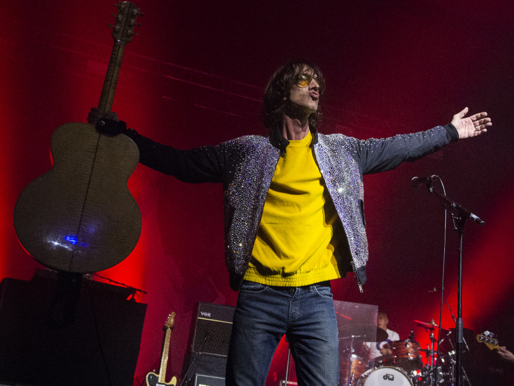 Richard Ashcroft performs onstage at The O2 Institute Birmingham on April 27, 2019, in Birmingham, England.