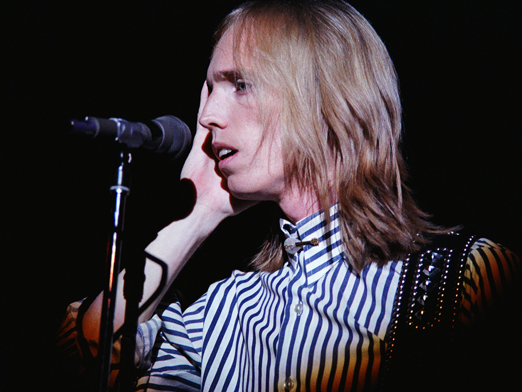 Tom Petty performs live at The Winterland Ballroom in 1978 in San Francisco, Calif.