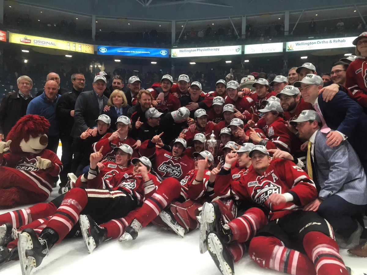 The Guelph Storm will raise their OHL Championship banner on Sept. 20 ahead of their home-opener against the Ottawa 67's.