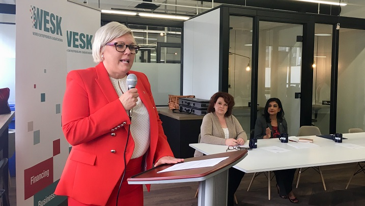 Government of Saskatchewan is supporting women entrepreneurs through the creation of a new advisory committee.