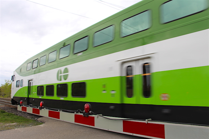 Ontario is considering selling naming rights for Go Transit stations.