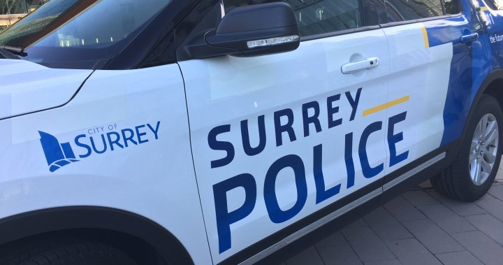 Surrey widow launches campaign to force referendum on plan to scrap Surrey RCMP