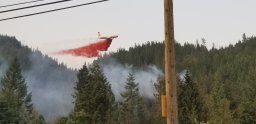 Continue reading: B.C. wildfire crews unable to attend all new fires during 'unprecedented' fire season