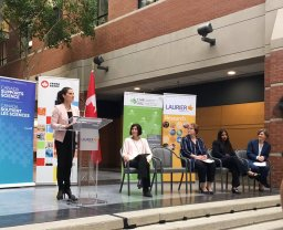 Continue reading: Wilfrid Laurier University to receive funding for equity, diversity and inclusion initiatives