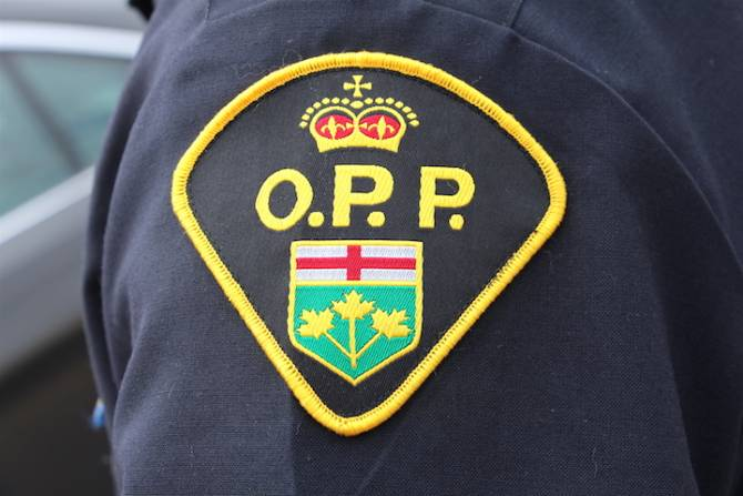 OPP have identitfied the man accused of attempting to murder two men in Trenton last week.