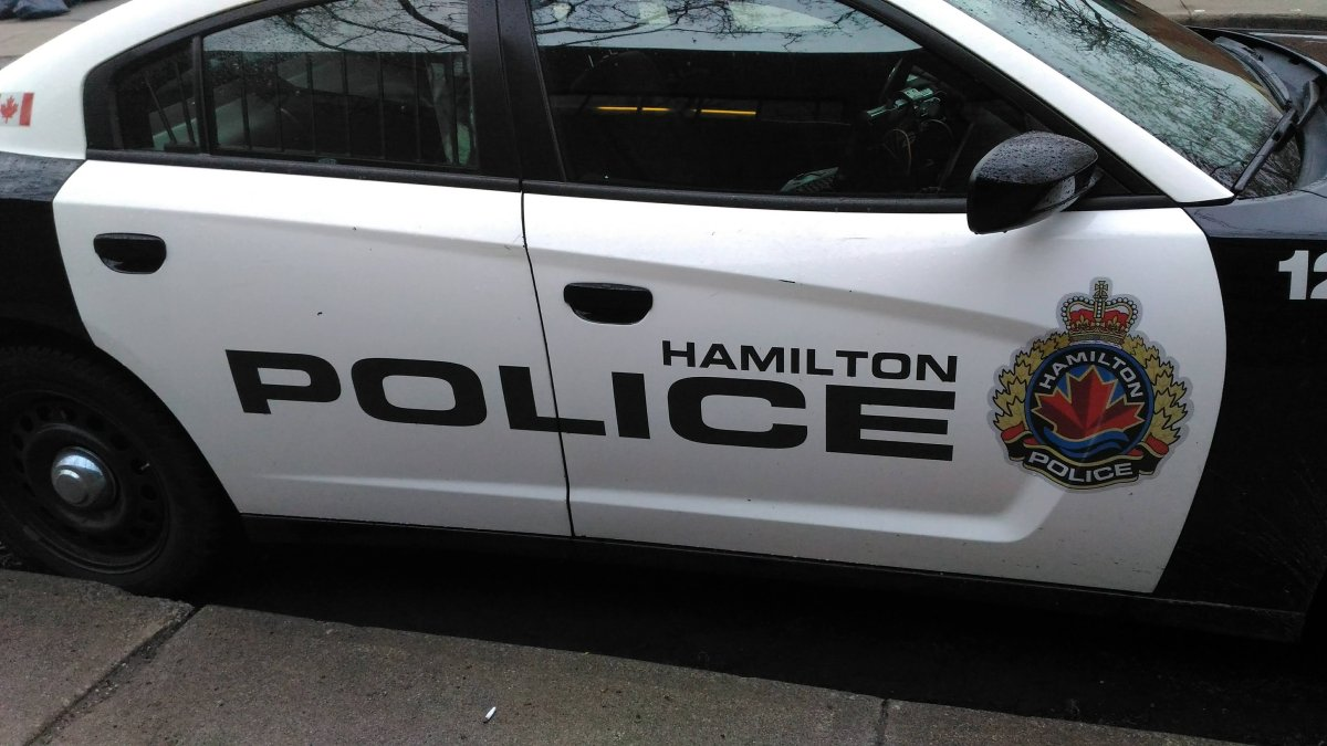 A 21-year-old Hamilton man is in critical condition after being hit by a vehicle in the east end.
