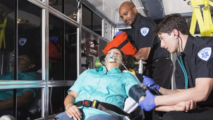 Studies show EMS and first responders are at a higher risk for developing mental health disorders.