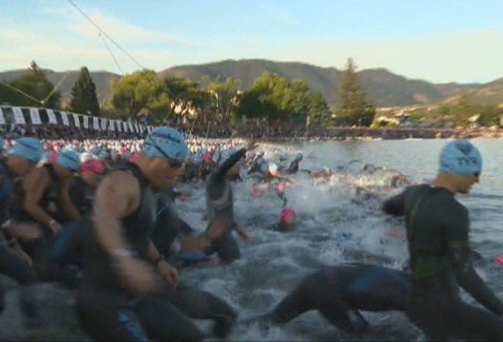 On Friday, organizers for Ironman Canada Penticton announced that this summer's race has been sidelined because of the coronavirus pandemic.