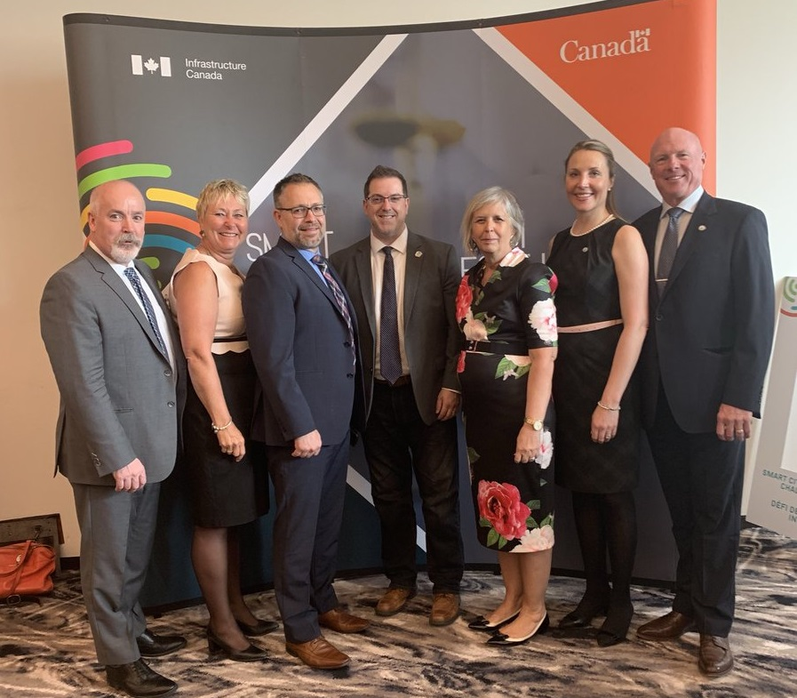 The City of Guelph and County of Wellington have won the $10 million prize in the federal government's Smart Cities Challenge.
