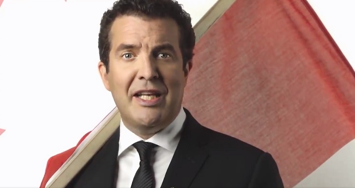 Rick Mercer will headline Just for Laughs Comedy Night in Canada with two stops in Saskatchewan.