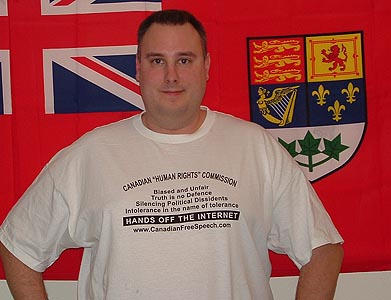 The city of Hamilton has confirmed that Marc Lemire, a former leader of a known Canadian neo-Nazi white supremacist organization, is on leave.