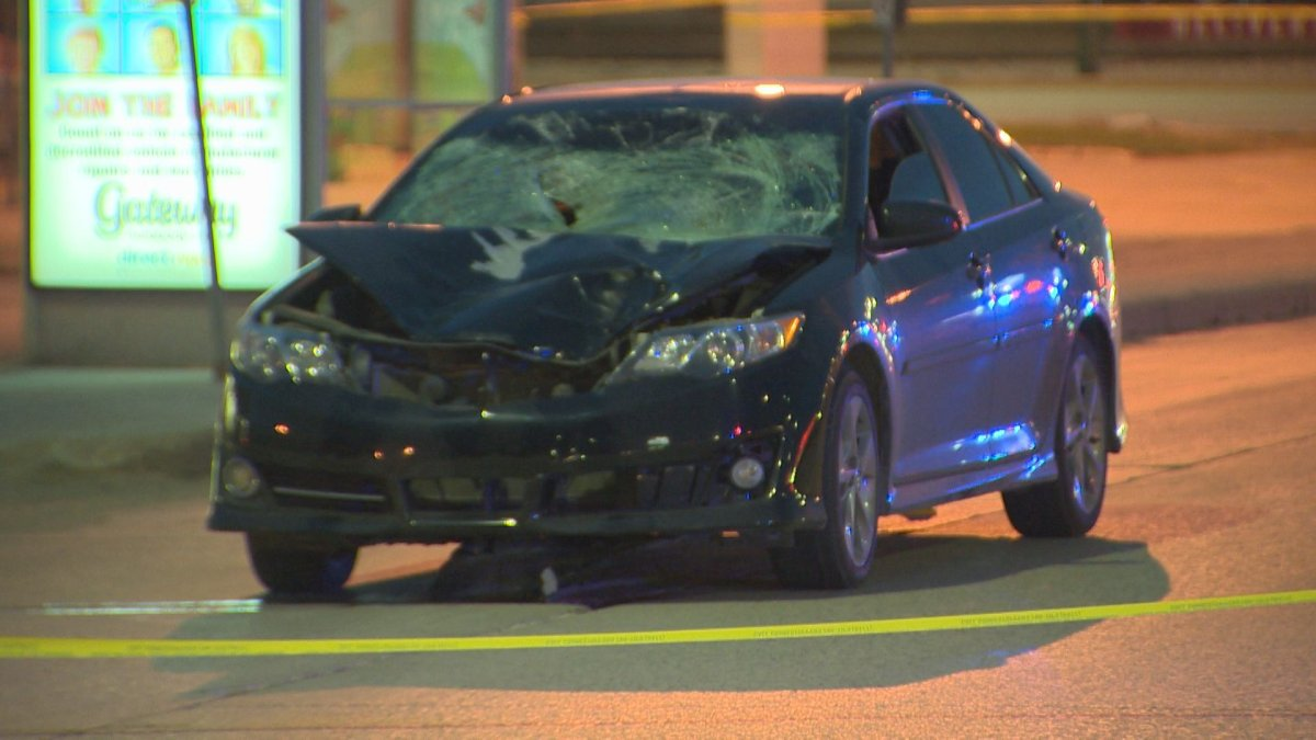 Manitoba Public Insurance says 12 pedestrians have been killed on Manitoba roadways so far in 2019.