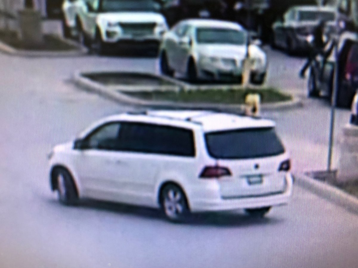 Stratford police released surveillance footage of a white van that they say left the scene of a Walmart parking lot hit-and-run that turned fatal over the weekend. A 30-year-old woman has since turned herself in.