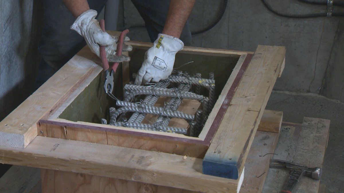 Several layers of protection ensure the time capsule will be preserved for as long as possible.