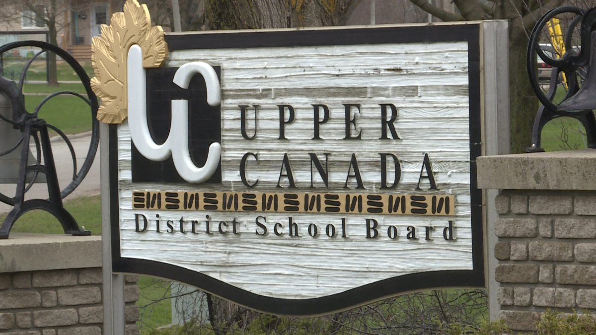 The Upper Canada District School Board has identified COVID-19 cases at five of its schools. One of those schools was closed by the local health unit to limit further spread.