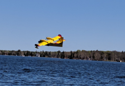 Continue reading: Water bombers put out Falcon Beach forest fire during May long weekend
