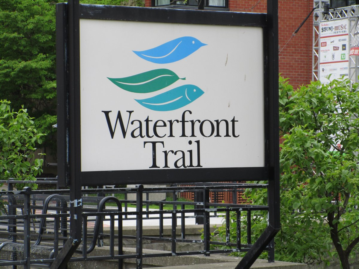 A couple told police they had been assaulted by a man on a bike near Wild Waterworks at Confederation Park on July 7.