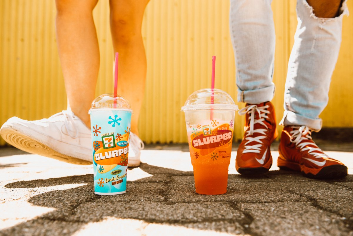 Manitobans are once again the world champions of Slurpee drinking.