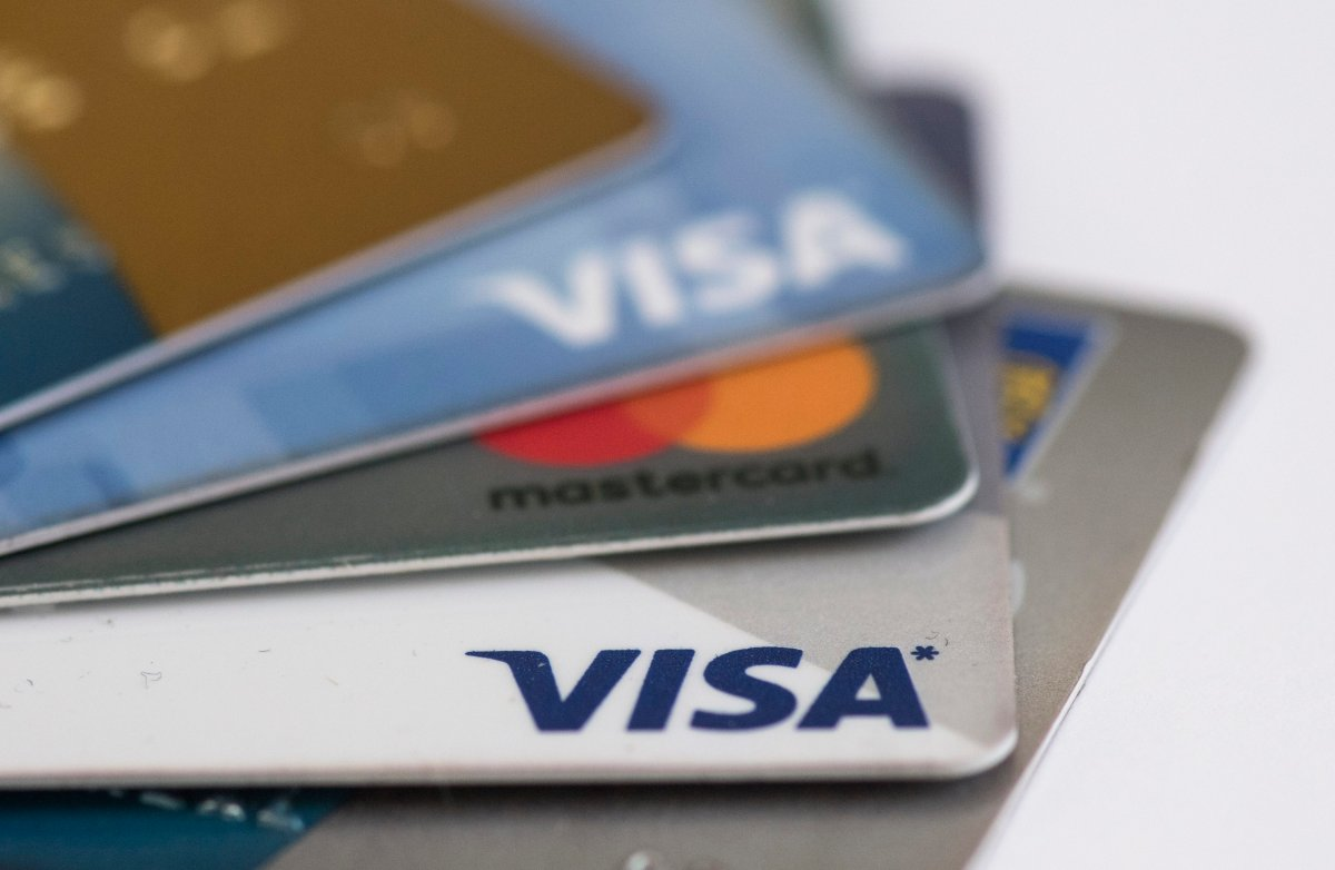 A man in Cobourg, Ont., has been charged with unauthorized use of a credit card following a reported incident on Wednesday.