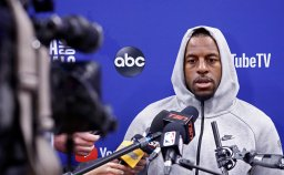Continue reading: Warriors' Andre Iguodala: 'Bone bruise' in 2018 playoffs was a fractured leg