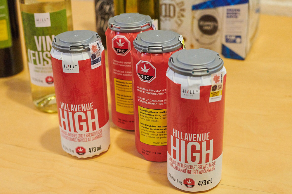 THC beverages will be for sale later this year, but don't expect to take home a case.