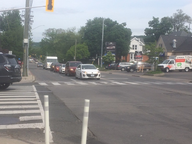 Hamilton city council has given the go-ahead to traffic calming efforts on Aberdeen Ave.
