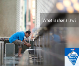 Continue reading: Wait, There's More podcast: What is sharia law?
