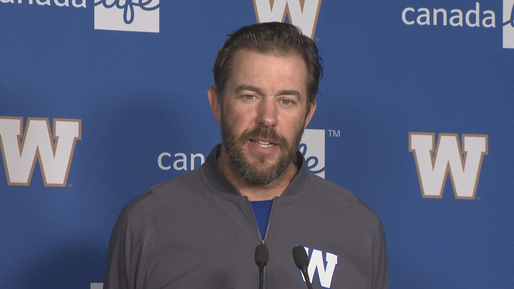 Winnipeg Blue Bombers general manager Kyle Walters discusses the team's final cuts.