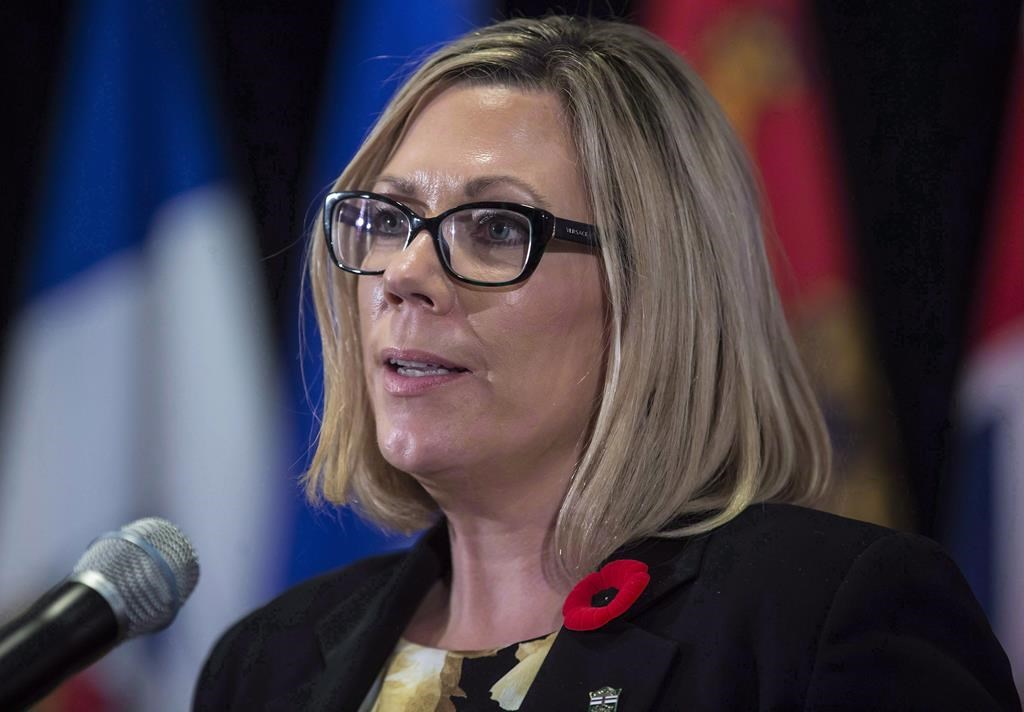 Minister Rochelle Squires says the province is now covering the cost of Mifegymiso for women across Manitoba.